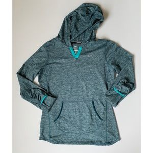 Nike | Dri-Fit, Hooded Pullover